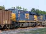 My second time seeing CSX 848