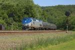 NS 07T Amtrak 195