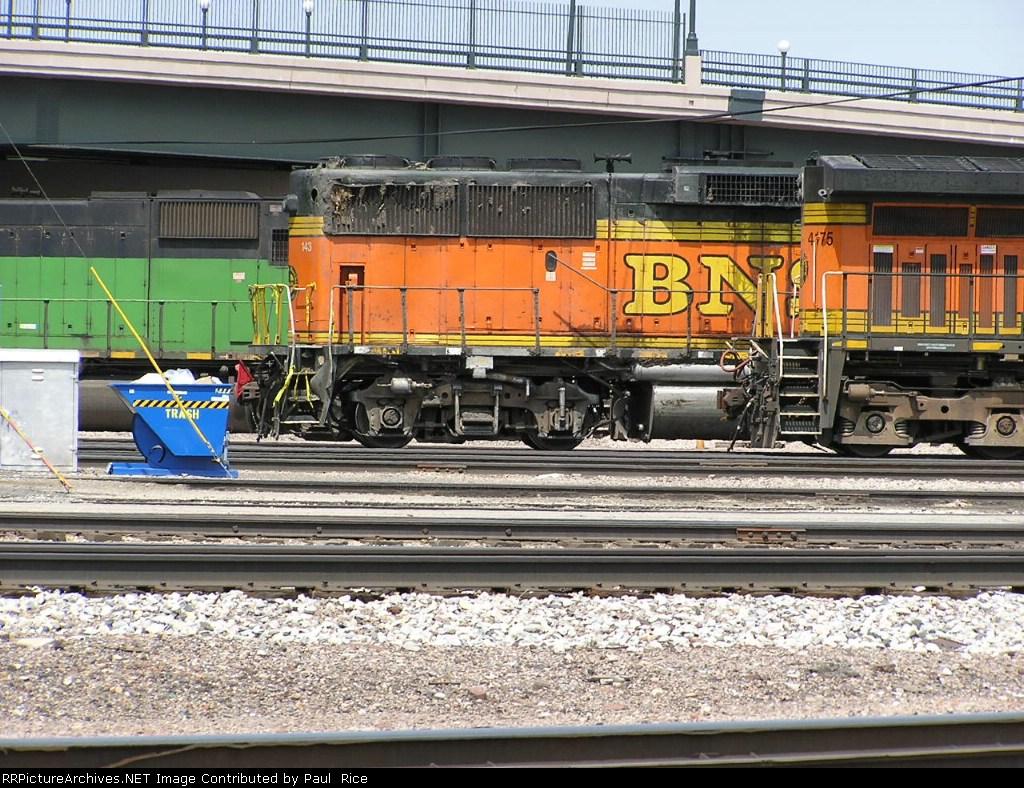 BNSF 143