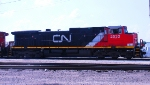 CN 2532 in Thomas yd.