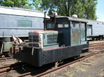 Brookville Locomotive switcher