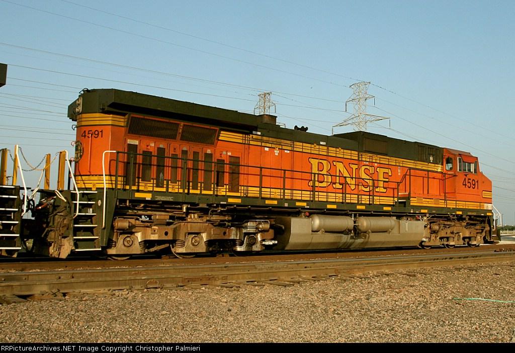 BNSF 4591
