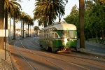 SF Muni PCC Car 1062