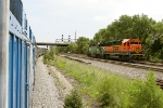 BNSF 3161 and BNSF 2082
