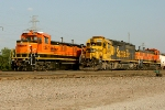 BNSF 1287 and BNSF 6465