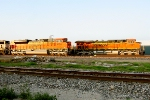 BNSF 9134 and BNSF 7395