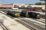 CSX 307 & other power