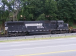 NS 6705 trailing unit behind NS 2711