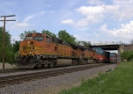 BNSF 5098 and 5010