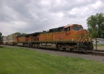 BNSF 5507 and 5508