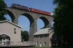 Stourbridge Equipment on Starrucca Viaduct