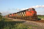 CN 2424 on CN 397