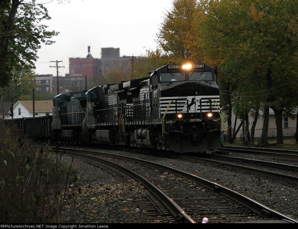 143 heads east to the Marion Branch