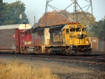 Classic Santa Fe power leading CN E260
