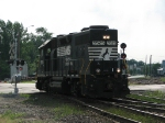 B18 coming off the Kalamazoo branch