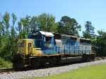 CSXT F-730-29 at Weldon, NC