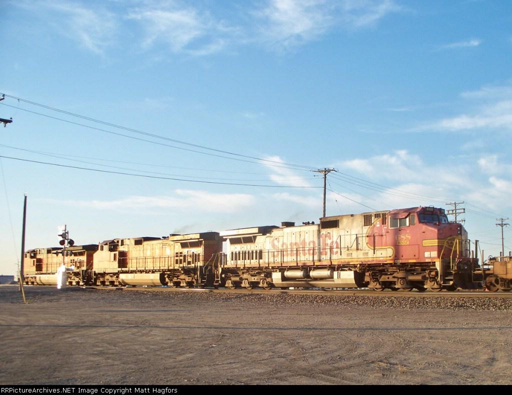 BNSF 688