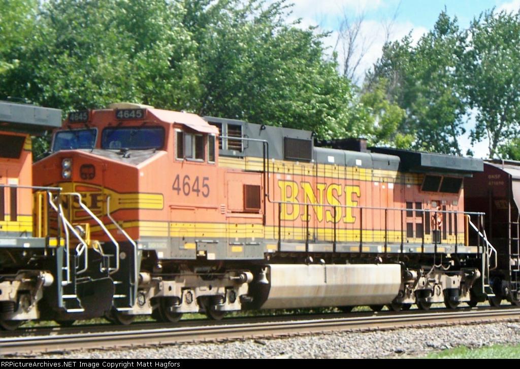 BNSF 4645