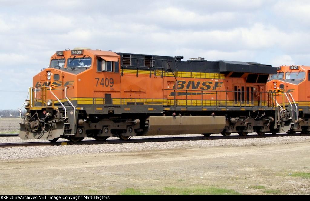 BNSF 7409