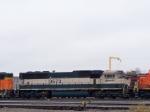 BNSF 9573