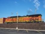 BNSF 4313