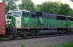 BNSF 1427
