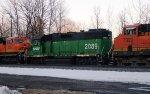 BNSF 2089