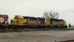 BNSF 2204
