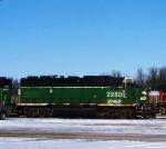 BNSF 2280