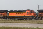 BNSF 2599