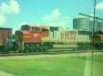 BNSF 260