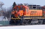 BNSF 2600