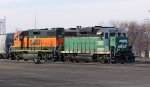 BNSF 2765