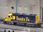 BNSF 2787