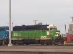 BNSF 2825