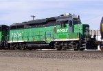BNSF 2834