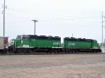 BNSF 2981