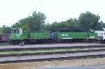 BNSF 3701