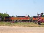 BNSF 4092