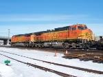 BNSF 4129
