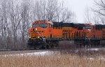 BNSF 4217