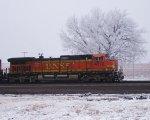 BNSF 4372