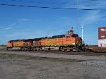 BNSF 4390