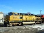BNSF 4472