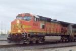 BNSF 4554