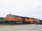 BNSF 4615