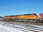 BNSF 4812
