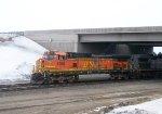 BNSF 4918