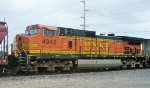 BNSF 4942