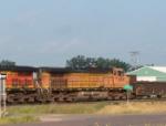 BNSF 5378